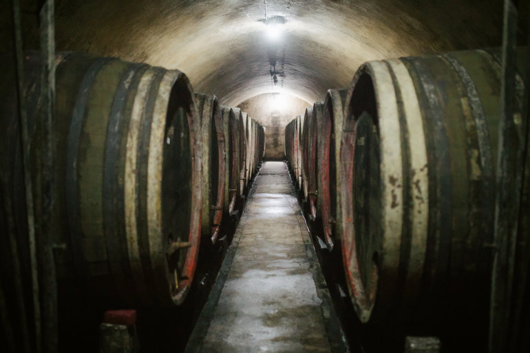 Tohani wine cellars
